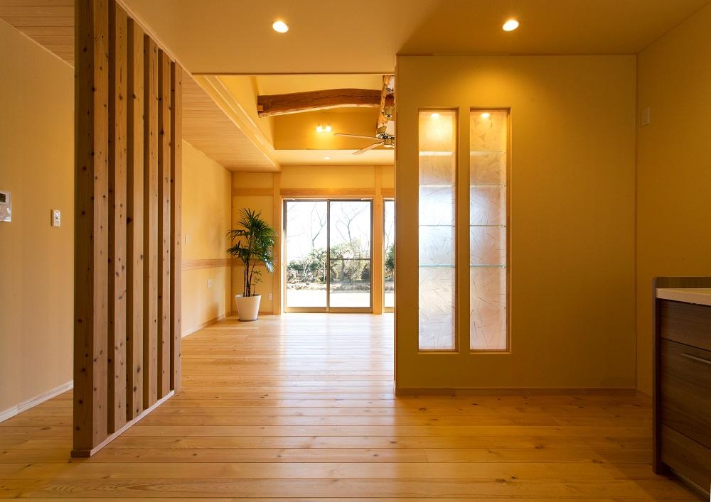 家相を考慮した大規模改修で生まれ変わったシニア夫妻の平屋建て