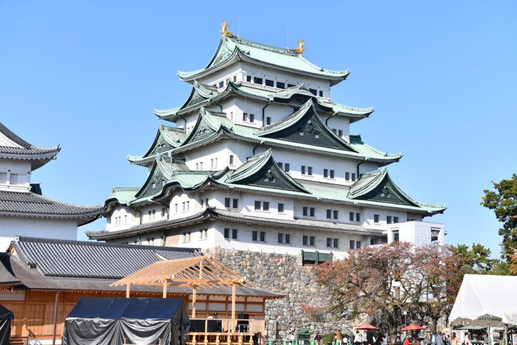 名古屋城 見学