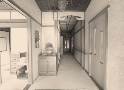 愛着ある家の面影を残しつつ、夫婦が快適に暮らせるリセット住宅