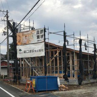ゼロエネルギー住宅新築工事 [構造見学会] 【完全予約制】