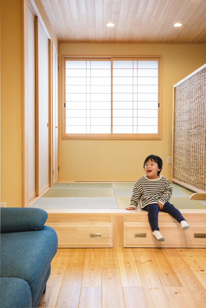 昭和から令和へ 一新したリセット住宅