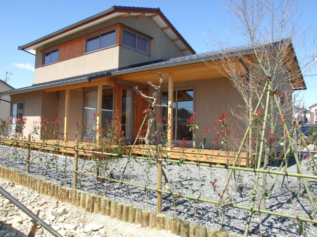 ひのきの家 モデルハウス